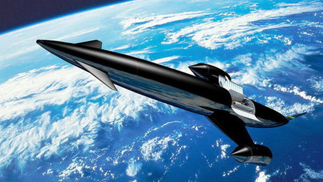 UK's $90 million Skylon to 'transform how we access space' | Good news from the Stars | Scoop.it