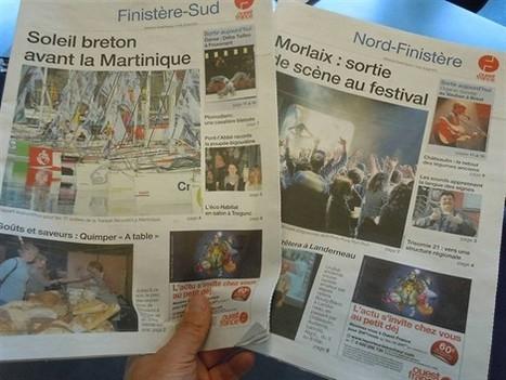 ouest-france.fr - Finistère. Demain, deux nouvelles éditions locales dans dimanche Ouest-France - Média | A propos de l'avenir de la presse | Scoop.it