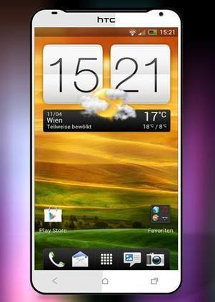 HTC lancerait une tabletto-smartphone de 5 pouces full-HD | Mobinautes | Scoop.it