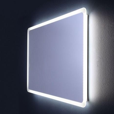 Specchiera bagno 60x90 cm Dallas. Futuristico design. - KV Blog | Arredo Bagno | Scoop.it