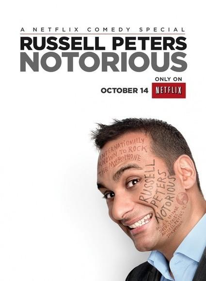 Russell Peters: Notorious | GetTheMovies | Scoop.it