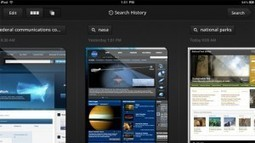 Google finally does something right on iOS with new Google Search iPad app   Tablet Publishing   Scoop.it