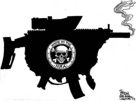 Made in the National Rifle Association | The US Gun Debate | Scoop.it