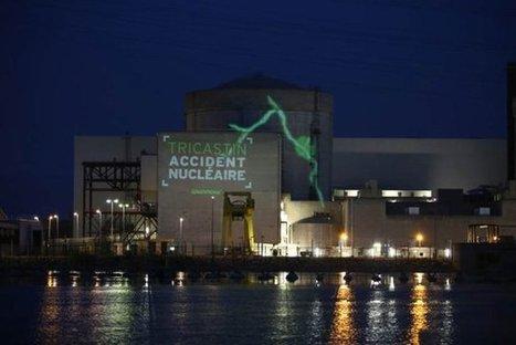 Tricastin : les 29 militants de Greenpeace interpellés   Tout est relatant   Scoop.it
