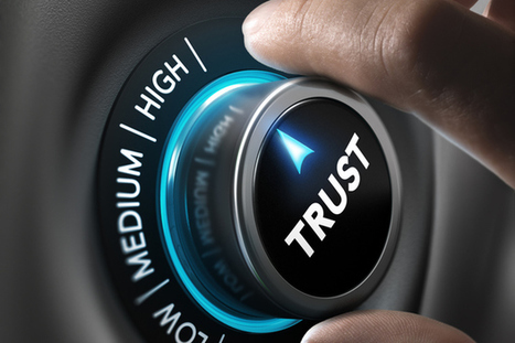 Why security is really all about trust | Cloud Central | Scoop.it