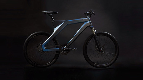 China's Google will launch a smart bike later this year | Technology in Sport | Scoop.it