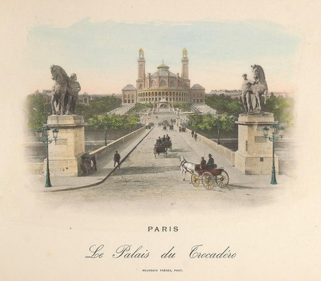 A Parisian Souvenir - Smithsonian Libraries Unbound | Nos Racines | Scoop.it