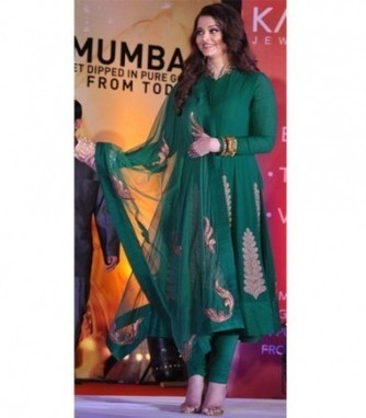 Aishwarya Rai Green Anarkali Suit @ Rs. 3,155 - giftadi | Gifting Zone | Scoop.it