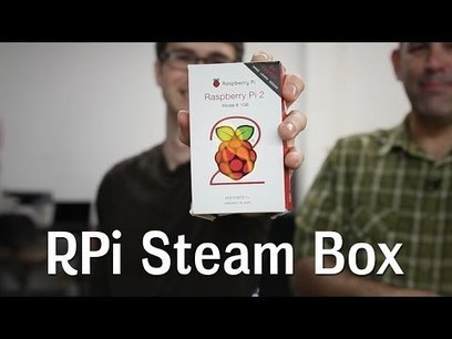 Turn A Raspberry Pi 2 Into A Cheap SteamBox For In-Home Streaming - Lifehacker Australia | Raspberry Pi | Scoop.it