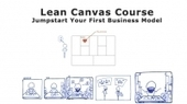 EN: Lean Canvas Course by Ash Maurya | Udemy | FR: Présenter un business plan en anglais | Scoop.it