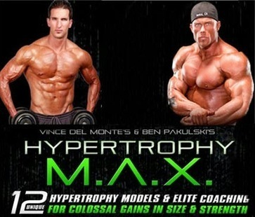Hypertrophy MAX is LIVE! (for 3 Days Only!) | Health and Fitness | Scoop.it