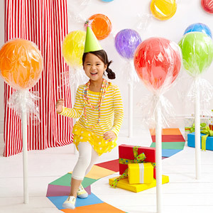 lolli pop birthday party decor | awesome stuff for kids | Scoop.it