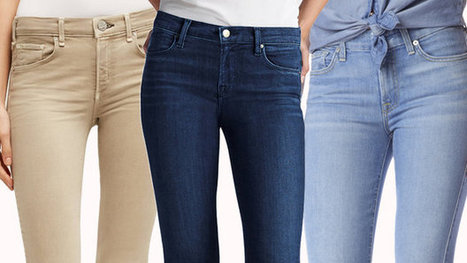The Ultimate Jeans Guide for Short Torsos | Jeans Fashion | Scoop.it