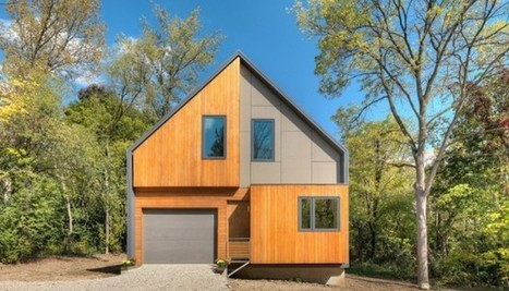 The Matchbox House, Michigan / USA by ba-u | Avant-garde Art, Design & Rock 'n' Roll | Scoop.it