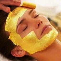 300 sheets GENUINE GOLD LEAF 24K PURE FACIAL MASK SPA ANTI-AGING (4x4 cm) | Anti Aging Skin Care | Scoop.it