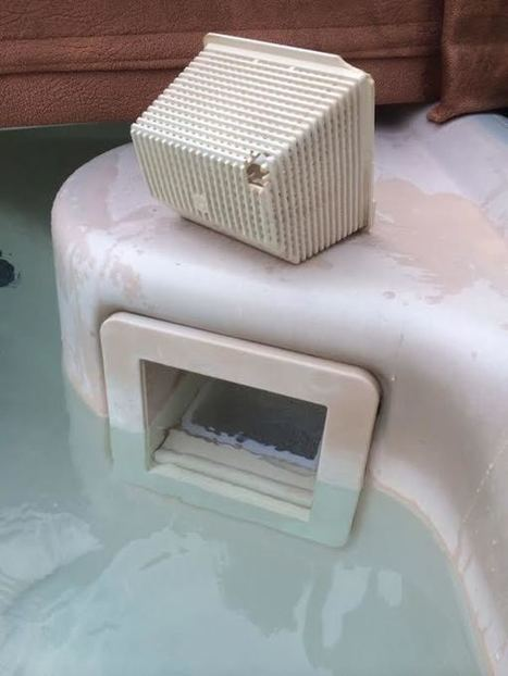 California Firefighter 3D Prints a Pool Filter Basket with Help from Local Library | Libraries in Demand | Scoop.it