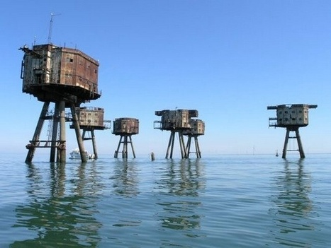 8 Real Places That Are Ready to Survive a Zombie Apocalypse - Weird Worm | Off the beaten track: Kreativ und cool | Scoop.it