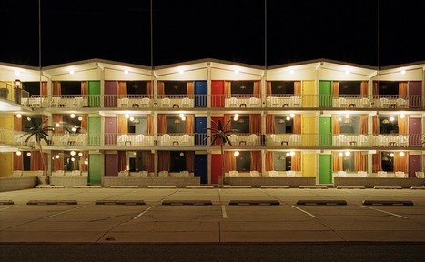 The Mesmerizing Motels of the Atomic Age | Outbreaks of Futurity | Scoop.it