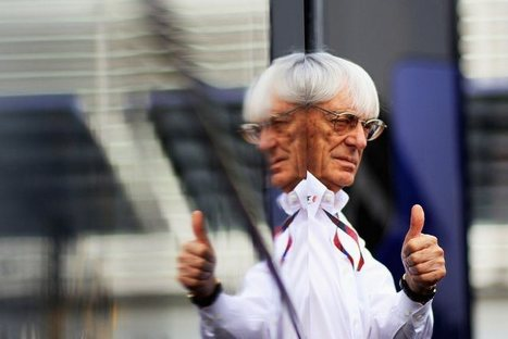 Ecclestone: Some F1 teams want to have three cars | F 1 | Scoop.it