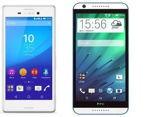 Best Smartphone 2015 : Sony Xperia M4 Aqua Dual vs HTC Desire 820: Comparison, Specs, Features | nokia | Scoop.it