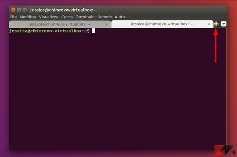 Come ri-ottenere le schede nel terminale di Ubuntu - Chimera Revo | sistemi operativi | Scoop.it