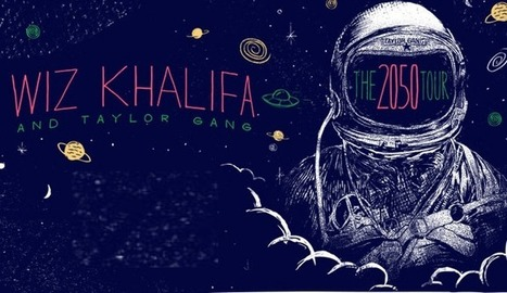 Wiz Khalifa Presale Tickets and Meet & Greet Bundles for The 2050 Tour | EL Wiz khalifa | Scoop.it