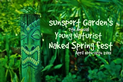Young Naturist Fest at Sunsport Gardens, Florida with YNA | Nudism - Naturism | Scoop.it