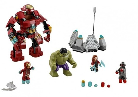 LEGO Marvel Super Heroes sets are already sold out | Comic Book Trends | Scoop.it