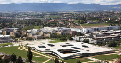 Campus urbain de demain. L'exemple de Lausanne | Open Courses Blog | Scoop.it