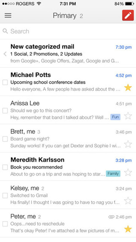 5 of the best Google apps for iOS, and how to use them | Google Apps for Education & Chromebooks | Scoop.it