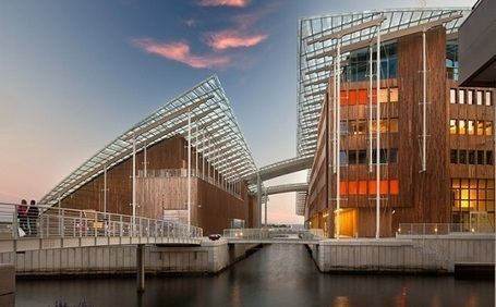 RENZO PIANO, MUSEO ASTRUP FEARNLEY  | TECNNE │ Arquitectura, Urbanismo, Arte y Diseño | The Architecture of the City | Scoop.it
