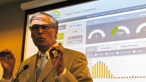 Under Plan, Inslee Agrees To Higher Clean Fuel Standards For Washington | Pacific Coast Action Plan on Climate and Energy | Scoop.it