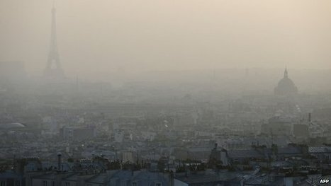 Call for Paris ban on diesel cars | AS Settlement (WJEC) links | Scoop.it