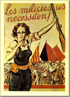 Steampunk Emma Goldman: Spanish Anarchist Women: | spanish civil war | Scoop.it