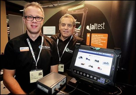 Thanks to everyone who visited Aran and Mike at the Citywest Conference Centre l...   Truck Diagnostics   Scoop.it