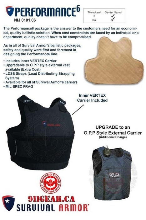 Why Should You Wear Concealable Body Armor?   911Gear.ca - Security Equipment   Police Gear   Scoop.it