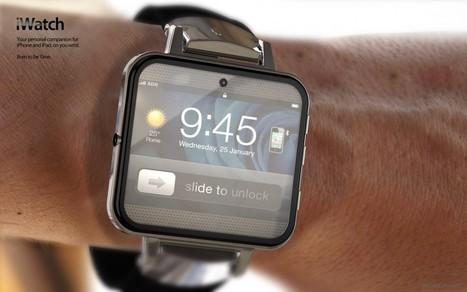 Apple pourrait lancer son «iWatch» dès cette année | Techno@pédagogie | Scoop.it
