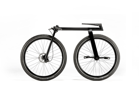 Reinventing the wheels | You have to see this wacky Inner City Bike | What Surrounds You | Scoop.it