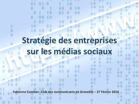 Quelle stratégie pour les entreprises sur les médias ... - Question Web | Stratégie  et consultation Internet | Scoop.it