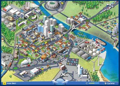 Clim City | Le développement durable au collège | Scoop.it