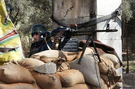 Putin Wins: US Suspends Syrian Rebel Training Program | Saif al Islam | Scoop.it