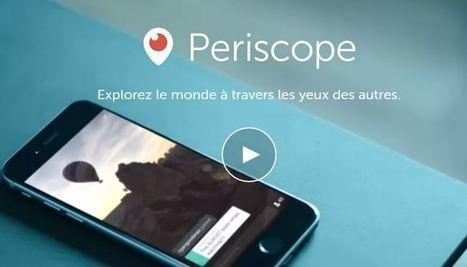 Periscope intègre une section de vidéos sélectionnées par ses Editeurs | Référencement internet | Scoop.it