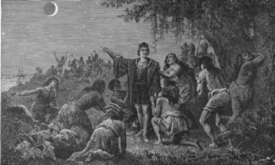 In 1492, Columbus sailed the ocean blue ... and slaughtered the indigenous ... - The Guardian | Global Education | Scoop.it