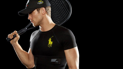 At U.S. Open, Ralph Lauren to Introduce Wearable Technology | fashion | Scoop.it
