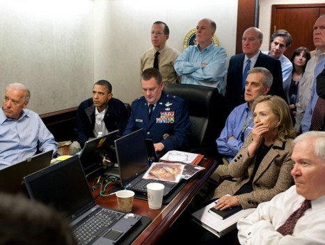 Hillary Clinton edited out of Situation Room photo by Hasidic newspaper | Nerve.com | The Unpopular Opinion | Scoop.it