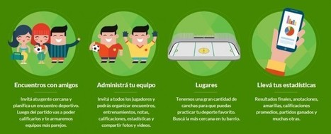 Nemeos, nueva red social para deportistas | Educacion, ecologia y TIC | Scoop.it
