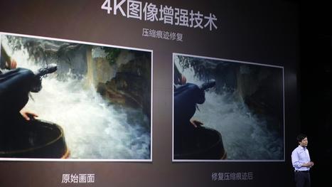 Svelati i nuovi prodotti Xiaomi: Mi TV 2 & Mi Pad | iMela & Affini | Scoop.it