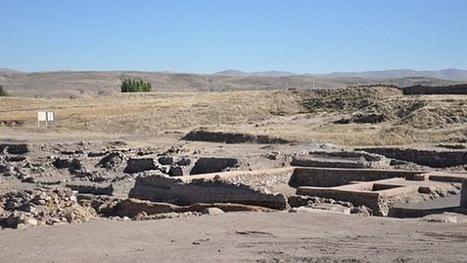 Hallan un palacio de 4.500 años de antigüedad en Turquía | Elaboraciones humanas | Scoop.it