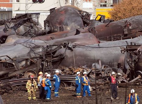 New Oil Train Safety Rules Divide Rail Industry | Nature enviroment and life. | Scoop.it
