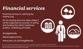 Supporting positive change: how financial services is catching the 'sharing' bug  - Megatrend matters | Social Media Engagement for Financial Services | Scoop.it